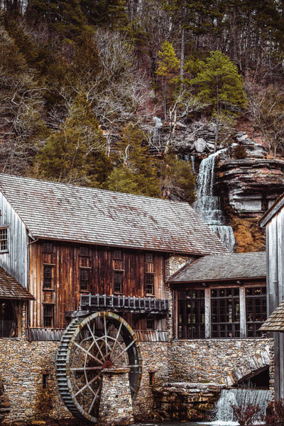 Wall Art - Photograph - Watermill by Hyuntae Kim