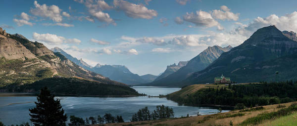 Photograph - Waterton Lakes Vista by Mark Kiver