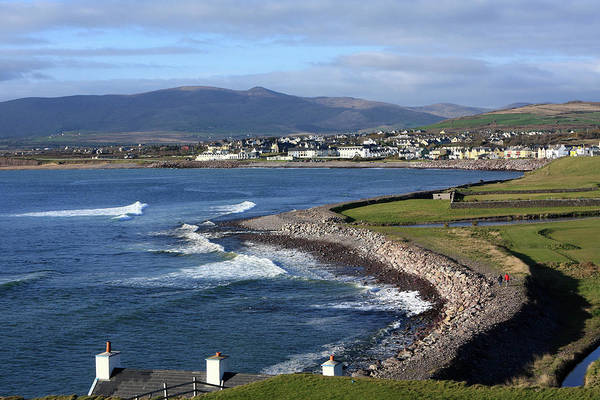 Photograph - Waterville, Irish Seaside Village by Aidan Moran