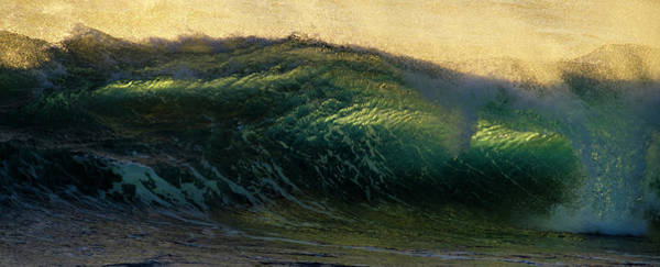 Photograph - Wave by Christopher Johnson