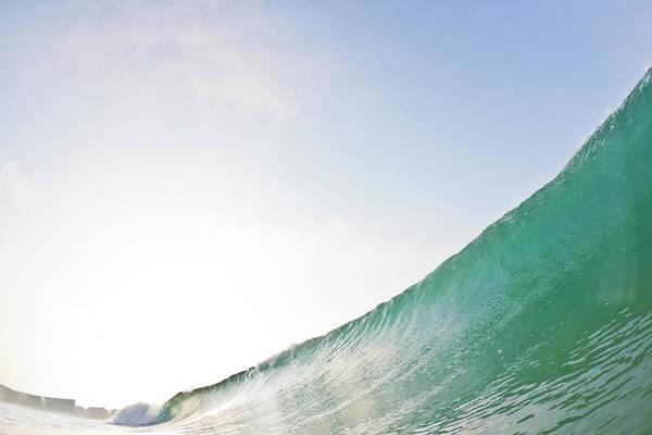 San Sebastian Photograph - Wave by Ianmcdonnell