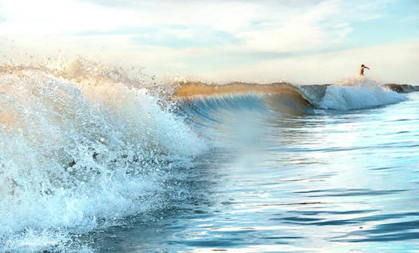 Photograph - Wave Surfer by Stacey Sather