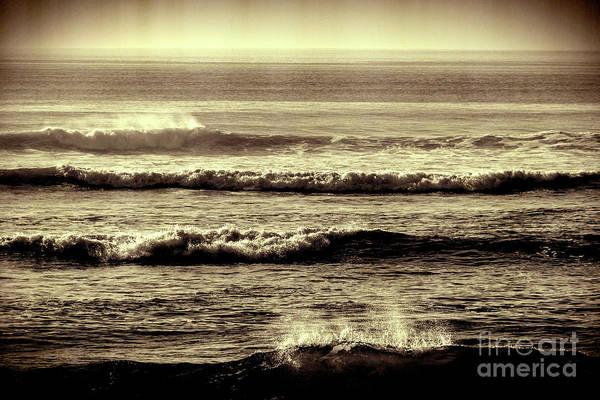 Wall Art - Photograph - Waves And Sea by Bernard Jaubert