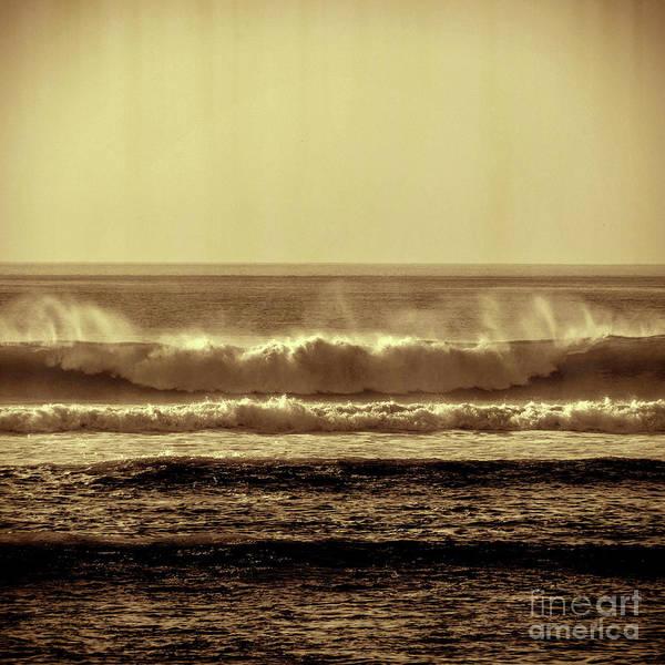 Wall Art - Photograph - Waves by Bernard Jaubert