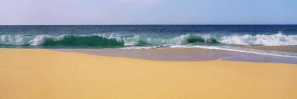 Wall Art - Photograph - Waves Crashing On Cabo San Lucas Beach by Harald Sund