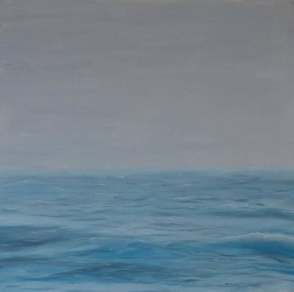 Painting - Waves by Emily Warren