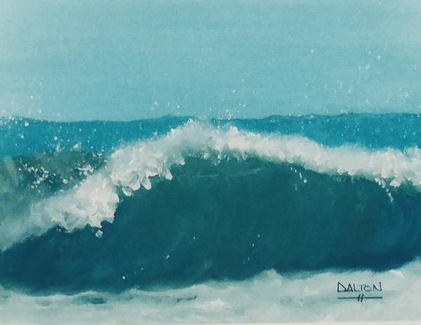 Painting - Waves by George Dalton