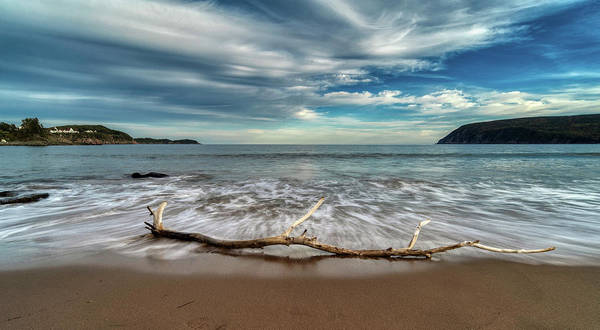 Cabot Trail Photograph - Waves by Manny Perez