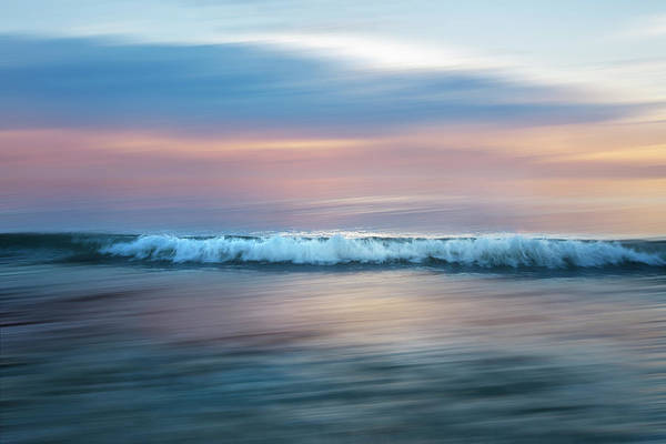 Photograph - Waves Of Soft Light by Debra and Dave Vanderlaan
