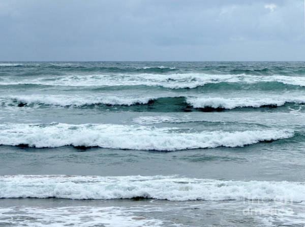 Photograph - Waves by Phil Banks