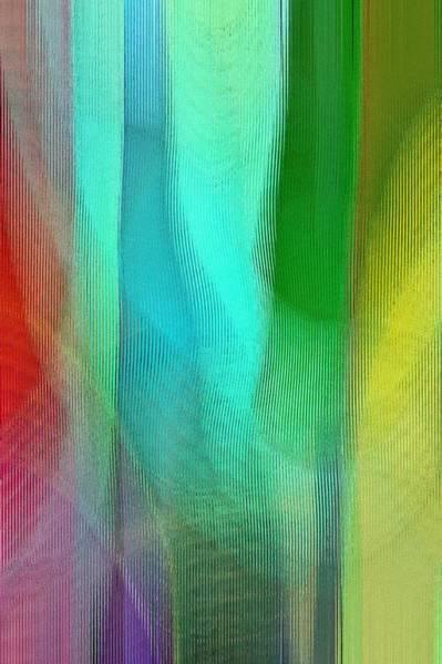 Wall Art - Digital Art - Waves by Steve K