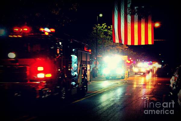 Photograph - We Remember 9/11 by Frank J Casella