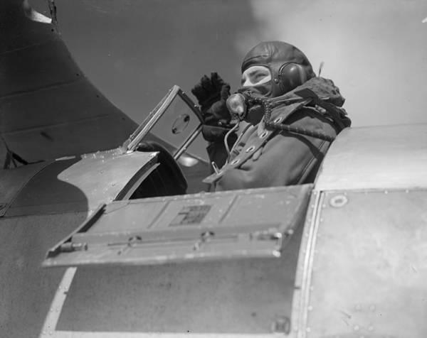 Cockpit Photograph - Weather Pilot by Bellamy