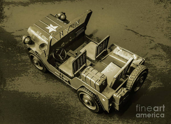 Wall Art - Photograph - Weathered Defender by Jorgo Photography - Wall Art Gallery