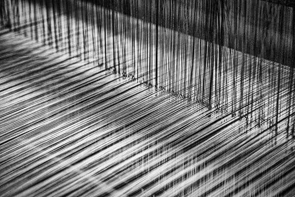 Photograph - Weaving Loom - Morocco by Stuart Litoff