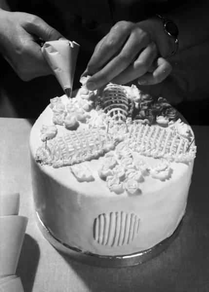 Wedding Cake Photograph - Wedding Cake by Chaloner Woods