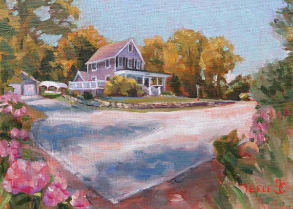 Painting - Wedding Day by Trina Teele