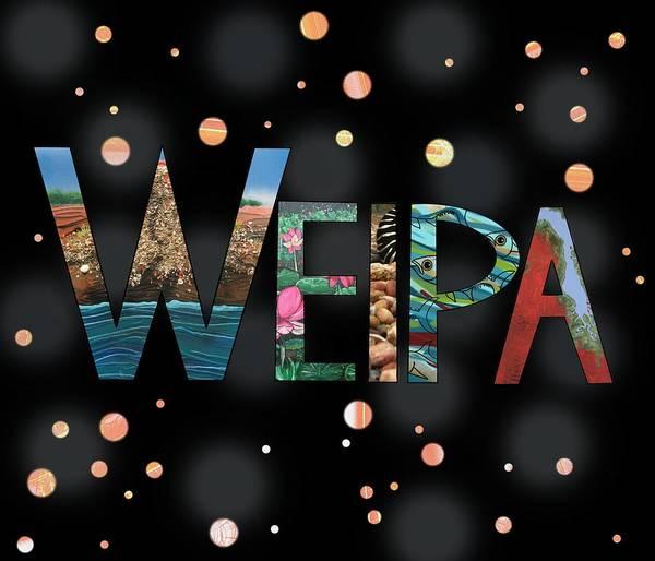 Mixed Media - Weipa Art 1 by Joan Stratton
