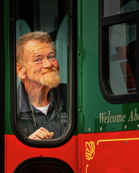Photograph - Welcome Aboard by Robert FERD Frank