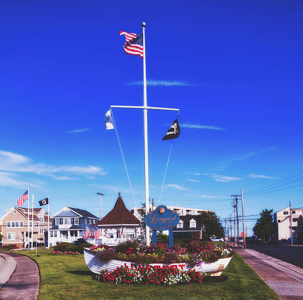 Wall Art - Photograph - Welcome To Longport, New Jersey by Mountain Dreams