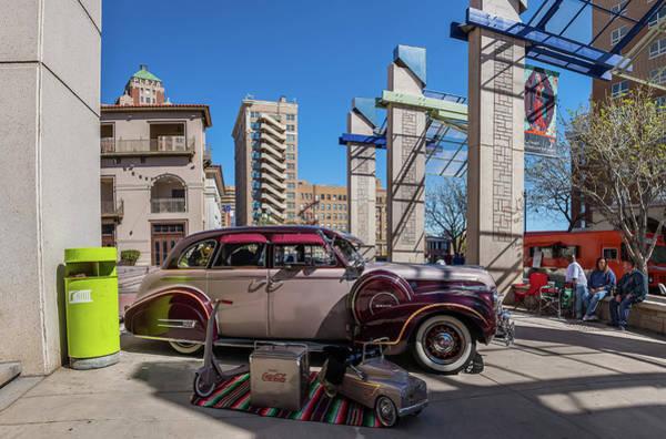 Downtown El Paso Photograph - We'll Always Have El Paso by Ken Blystone