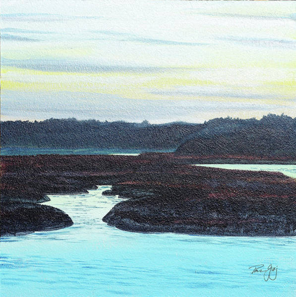 Painting - Wells, Me by Paul Gaj