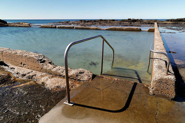 Photograph - Werri Pool by Nicholas Blackwell