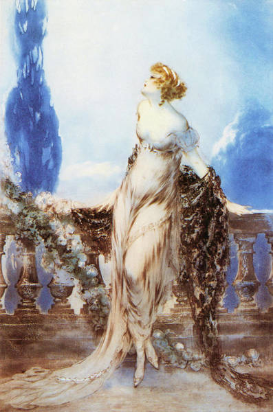 Wall Art - Painting - Werther - Digital Remastered Edition by Louis Icart