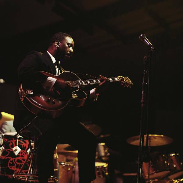 Guitarist Photograph - Wes Montgomery by David Redfern