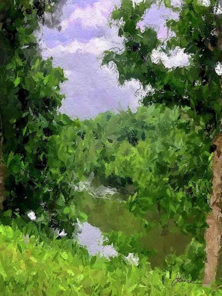 Painting - West Cornwell, Connecticut by Joan Reese
