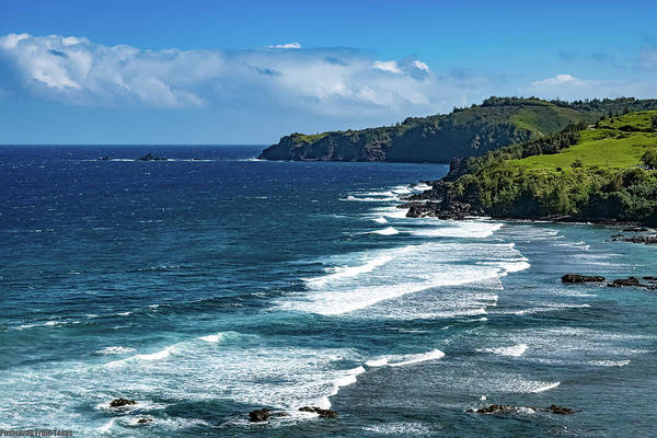 Photograph - West Maui Coastline by Gaylon Yancy