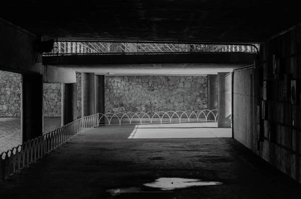 Photograph - West Park Underpass by Borja Robles
