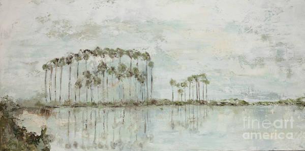 Wall Art - Painting - Western Lake At Grayton by Kirsten Reed
