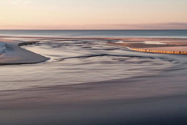 Photograph - Western Lake Outfall #8 by Kurt Lischka