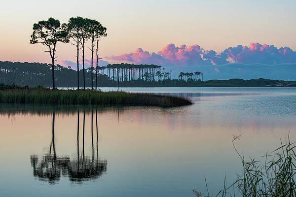 Photograph - Western Lake Sunrise by Kurt Lischka