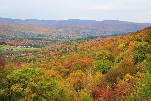 Wall Art - Photograph - Western Mass Autumn Splendor by Luke Moore