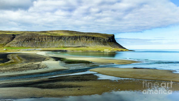 Photograph - Westfjords, Iceland by Lyl Dil Creations