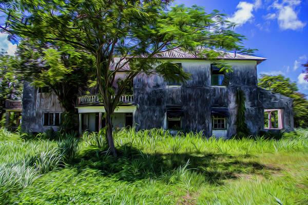 Photograph - Westmoreland Plantation by Stuart Manning