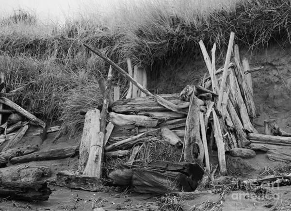 Photograph - Westport Hut by Jeni Gray