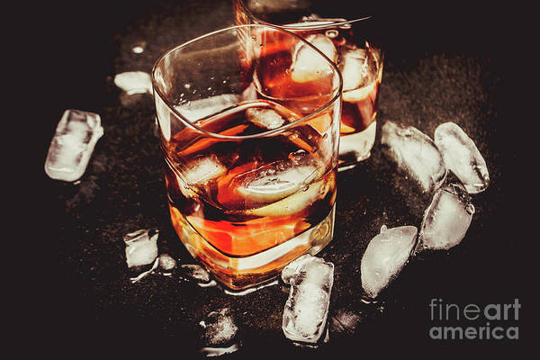 Scotch Wall Art - Photograph - Wet Bar by Jorgo Photography - Wall Art Gallery