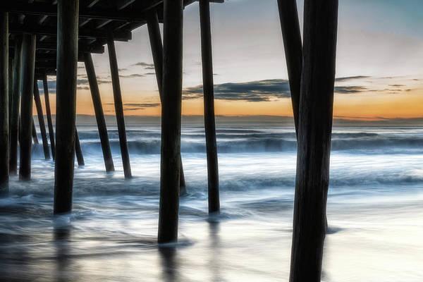 Photograph - Wet Feet by Russell Pugh