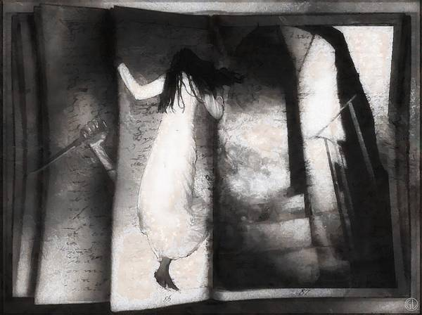 Wall Art - Digital Art - What Will Happen On Page 88 by Gun Legler