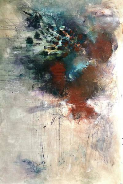 Painting - What's In A Name by Laurie Maves ART
