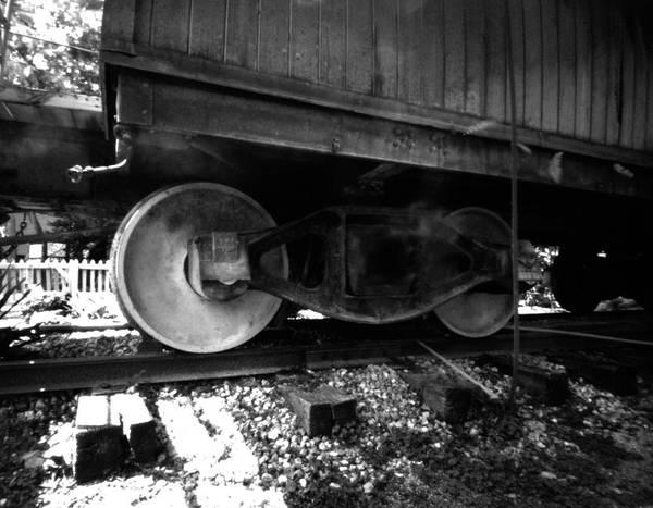 Photograph - Wheels-ph041901 by Rudy Umans