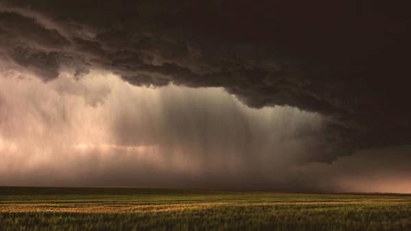 Wall Art - Photograph - When Torrential Rains Fall by Brian Gustafson
