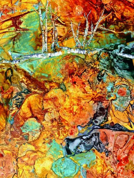 Painting - Where I Wander by Beverley Harper Tinsley