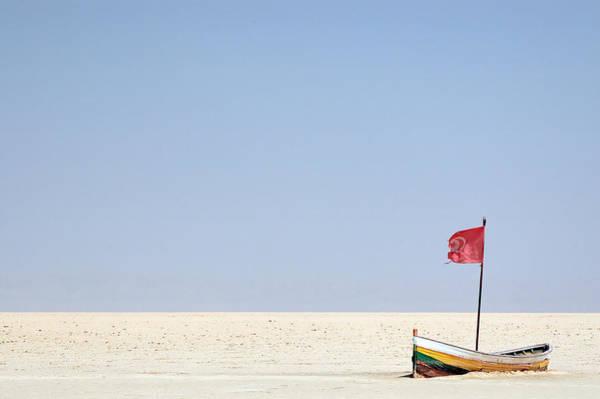 Tunisia Wall Art - Photograph - Where Is The Sea by Umberto Berzano