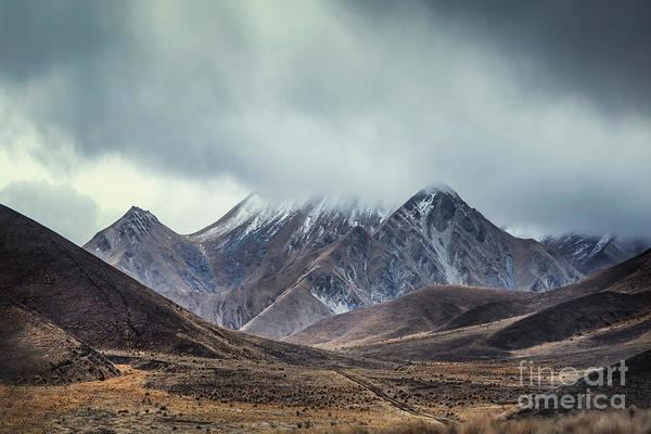 Wall Art - Photograph - Where Mountains Rise by Evelina Kremsdorf