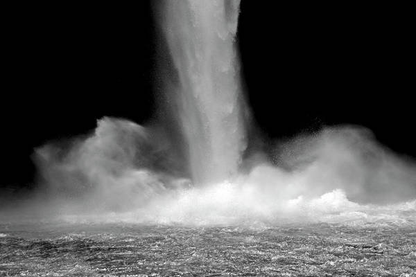 Famous Waterfall Wall Art - Photograph - Where Spirits Are Created Majestic Waterfall by Betsy Knapp