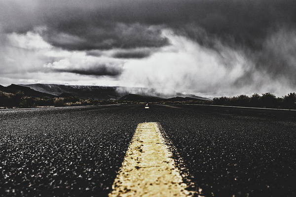 Wall Art - Photograph - Where The Road Takes You by Marnie Patchett
